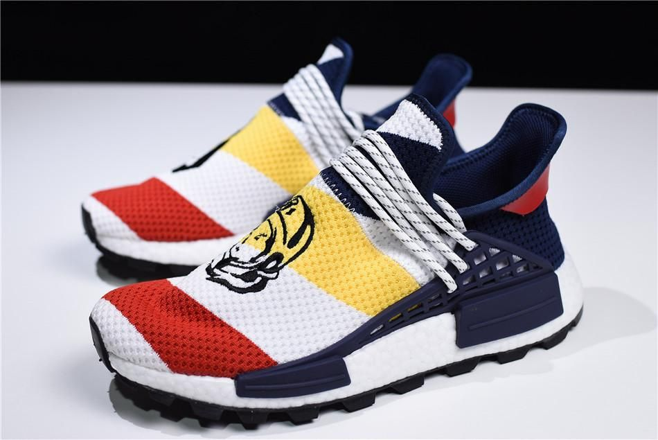 size 40 ea5d3 14642 Billionaire Boys Club x Adidas Pharrell Hu NMD #F99766 in ...