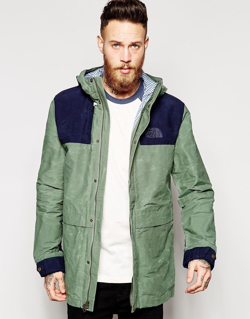 1d8d49feb8 The North Face 1985 Heritage Mountain Jacket