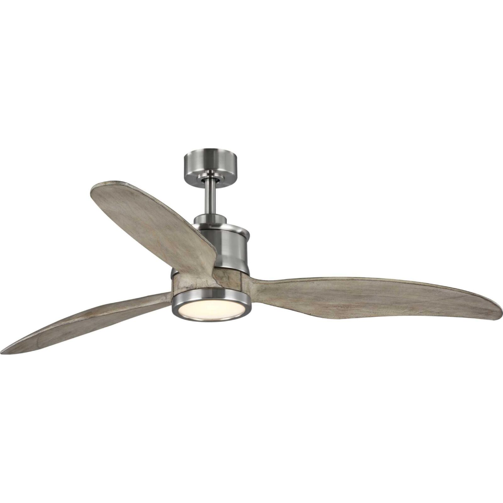 Farris 60 Inch Ceiling Fan With Light Kit Capitol Lighting Ceiling Fan Fan Light Brushed Nickel Ceiling Fan