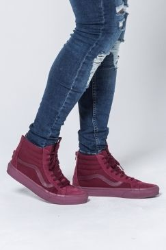 568b4bb6deea42 Sk8-Hi Reissue Zip Shoes - (Mono) Port Royale
