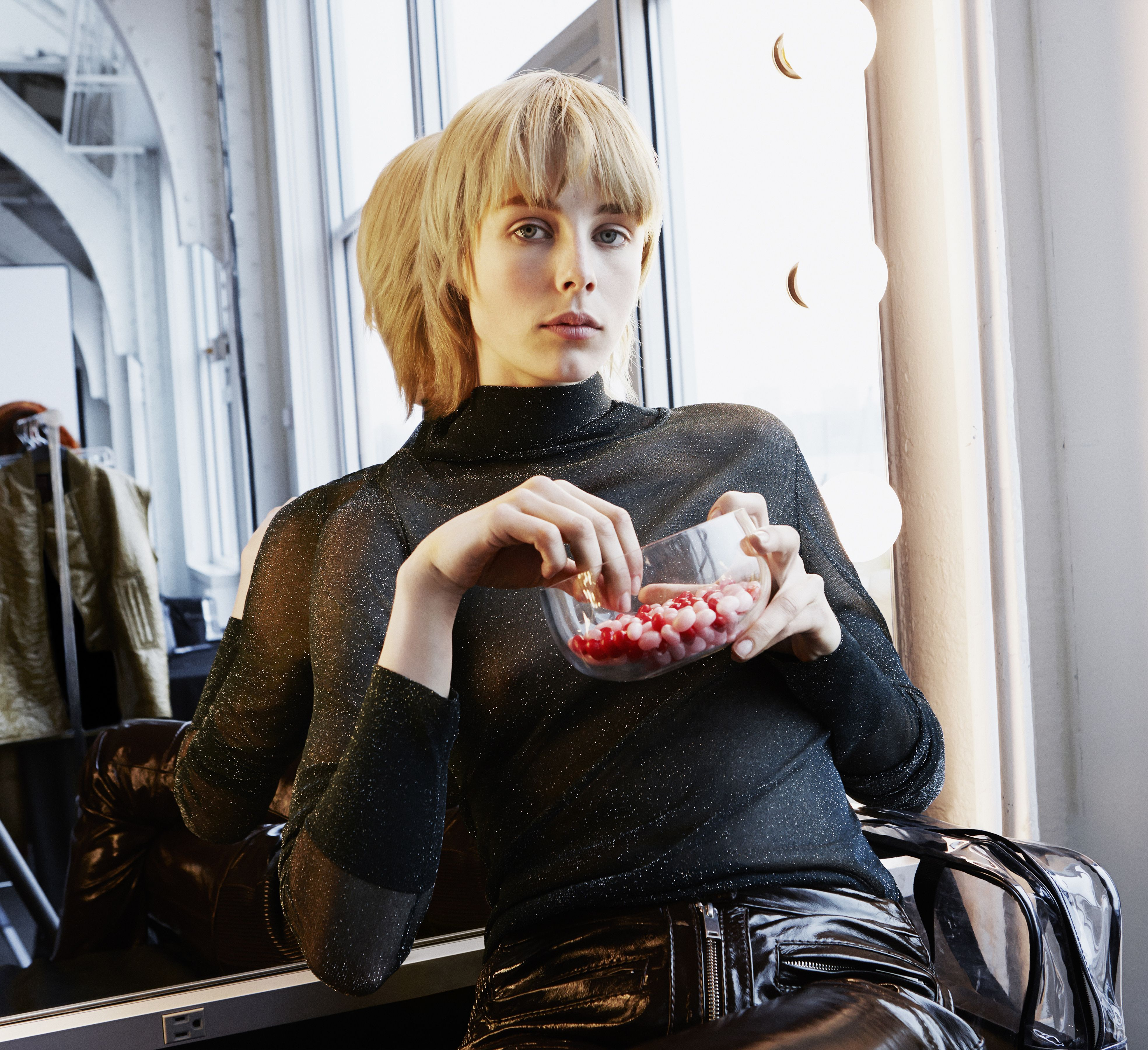 Looks - Campbell edie for h&m studio fall campaign video
