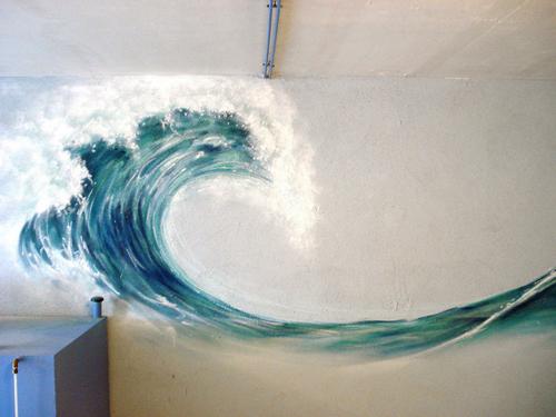 All ways forward no turning back of a wave wwwAllWaysForwardcom