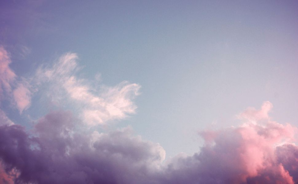 Sky Tumblr Hd Wallpaper Aesthetic Desktop Wallpaper Cloud