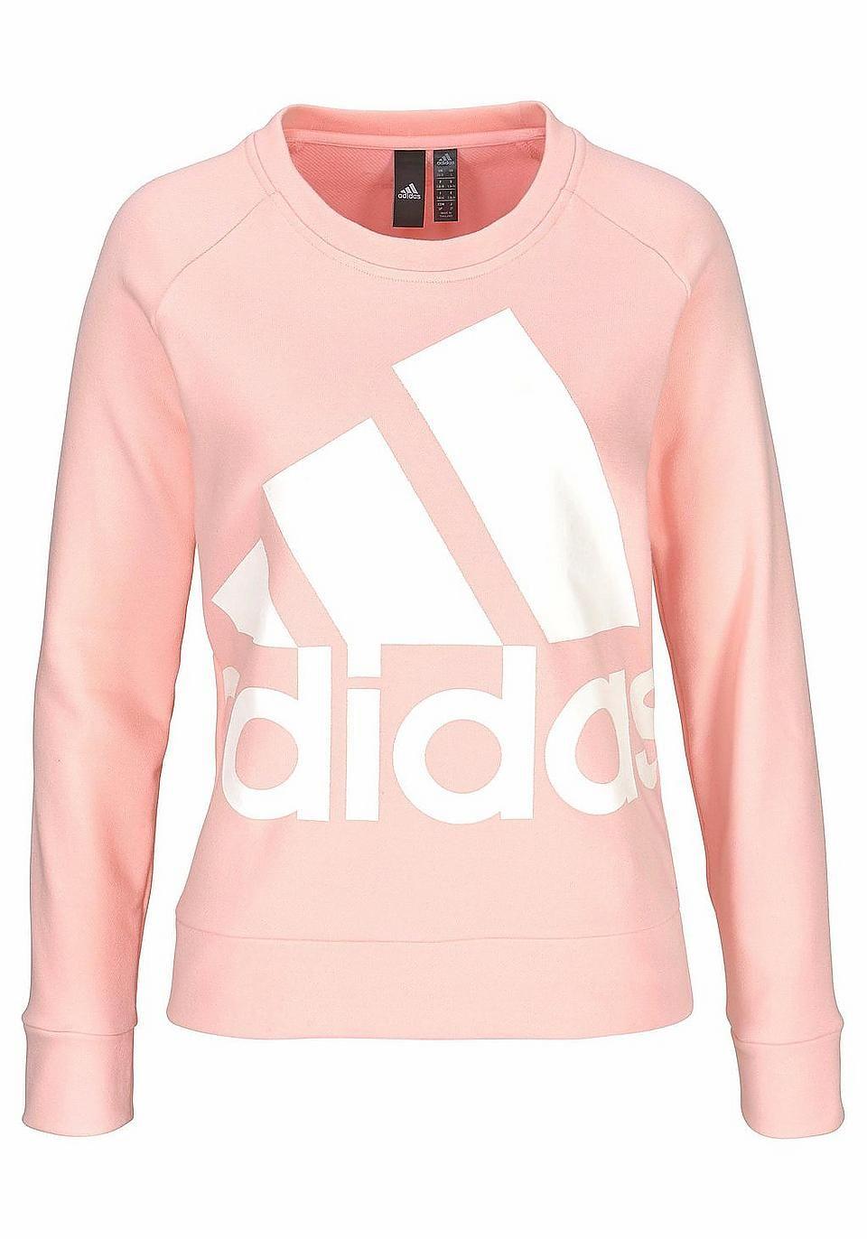 adidas Performance Sweatshirt »OSR W COTTON CREW« bestellen ...