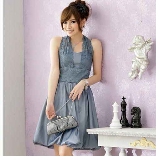 Trendy fashionable dress..