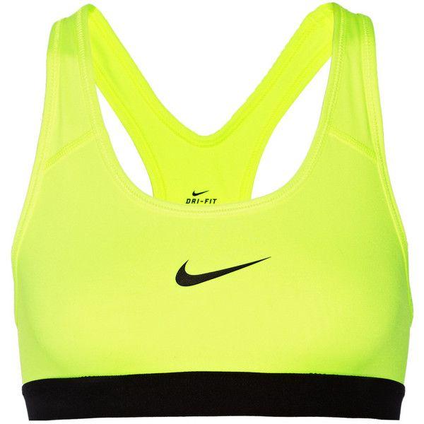 8aa26a6f84 Nike Pro Fierce Dri-FIT stretch-jersey sports bra