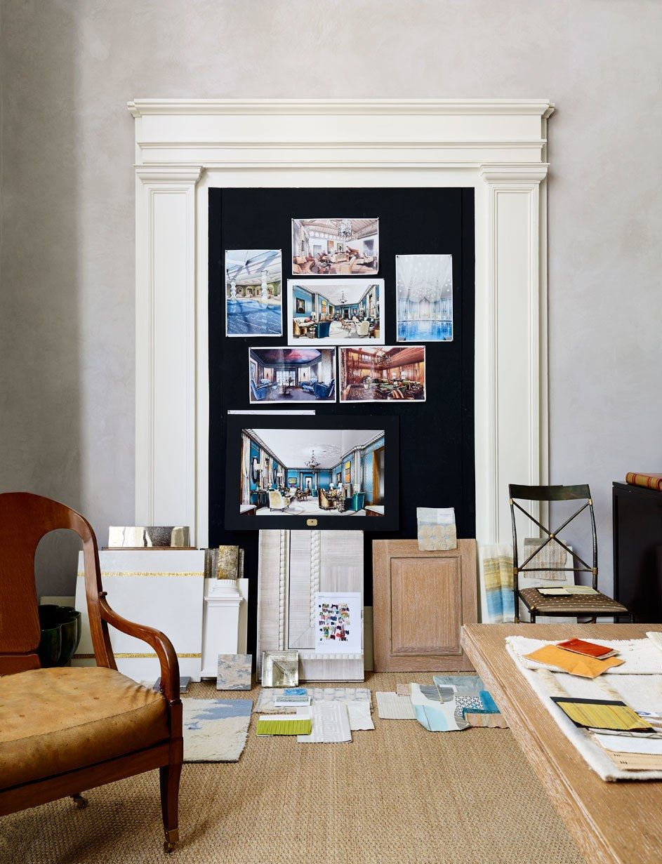 Inside Designer Brian J. McCarthy's New York Office Photos | Architectural Digest