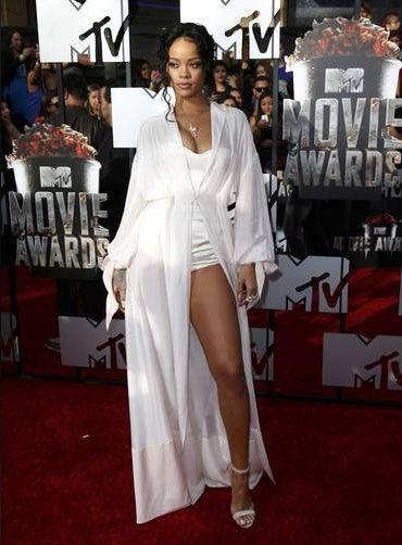 Rihanna's style