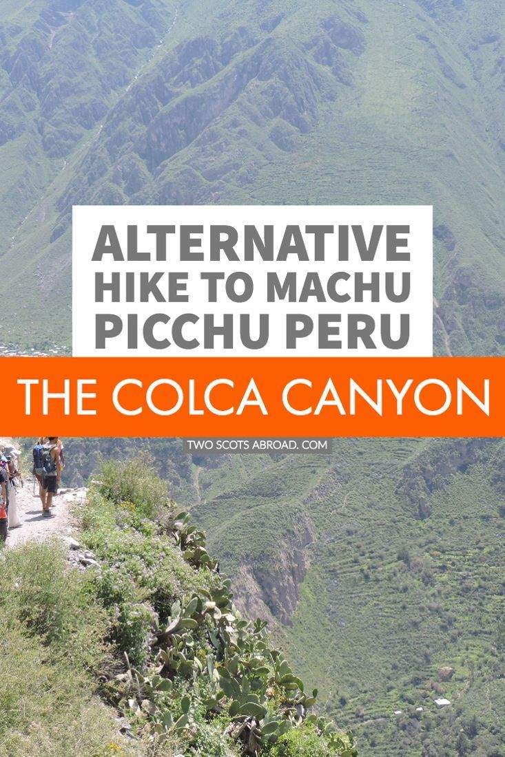 Colca Canyon trek   the essential hiking guide is part of Colca Canyon Trek The Essential Hiking Guide - The Colca Canyon trek at Peru's Colca River comes highly recommended on every South American itinerary  Treks of the Canyon are just as popular as those to Machu Picchu  This guide details how to get there and what to expect