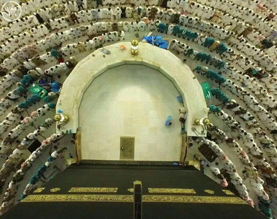 والروعه الكبرى برؤية كعبه ورح المحب لكل من يهواها Makkah Mosque Masjid Al Haram