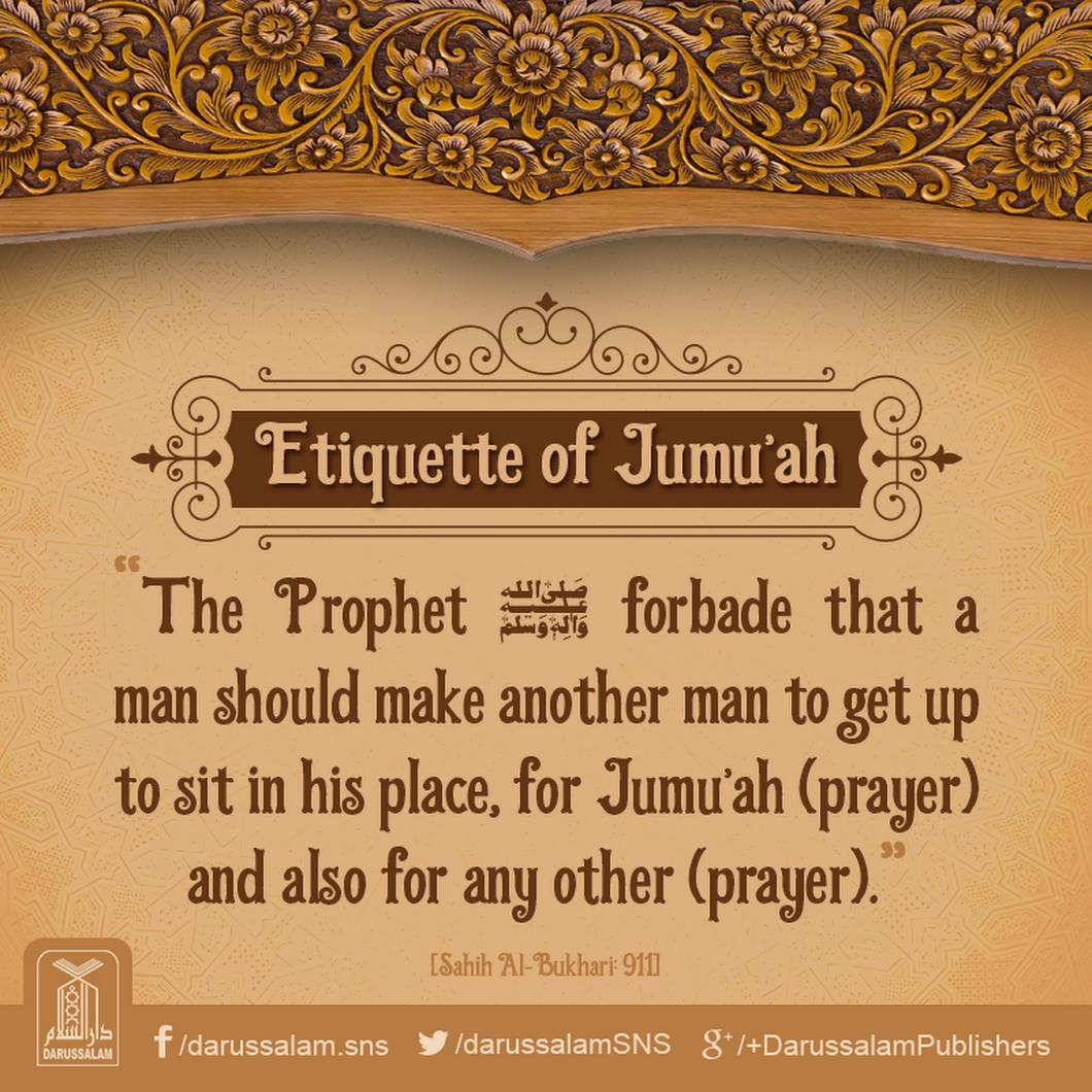 Pin by shakirah on jumaah quotes pinterest hadith quotes quotes quotes jummah prayer etiquette verses brother book islam friday kristyandbryce Choice Image