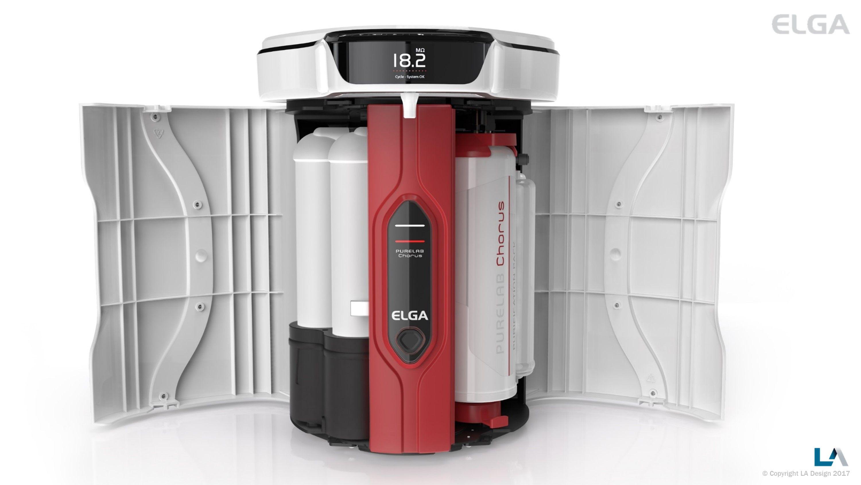 La Design Elga Chorus Flexible Laboratory Water Purification System Engineering Design Design Water Purification System