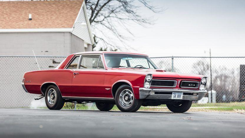 1965 Pontiac Gto 12 1965 Pontiac Gto Pontiac Gto Gto