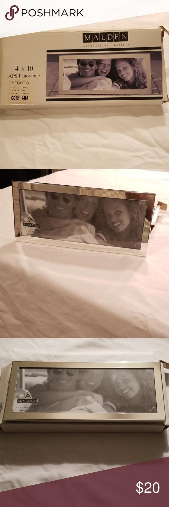 Picture Frame Nwt Picture Frames Frame Pictures