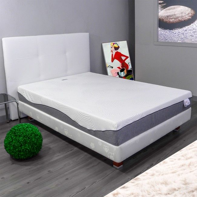 Colchon Visco Eco Galaxy Relax Mattress Design King Size Mattress Cooling Pad For Bed