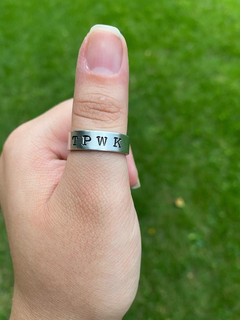 Harry Styles Adjustable Rings