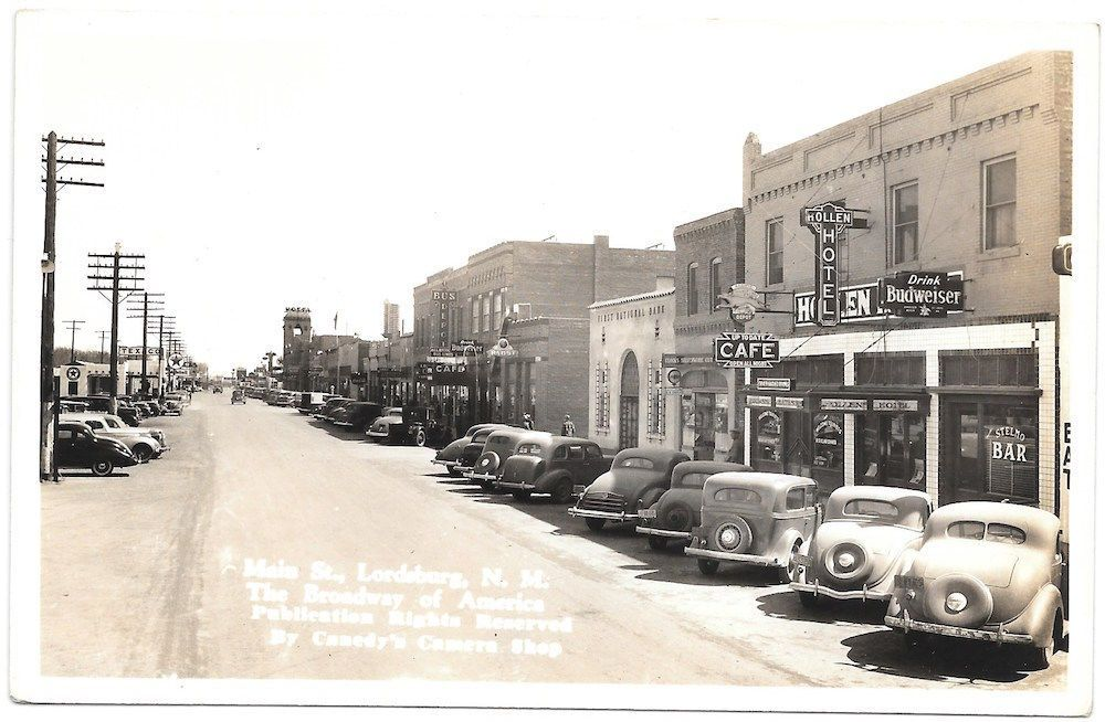 Image result for southern NM 1930s