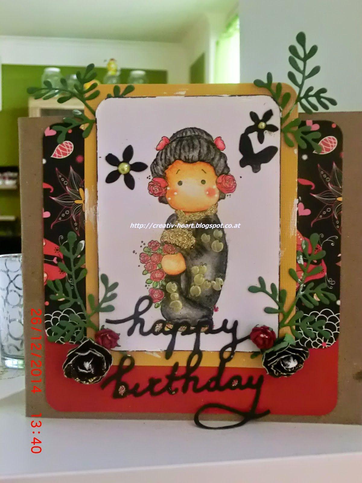 Alles Gute Zum Geburtstag Japanisch