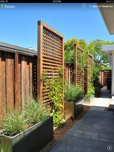 Garden Screening Ideas Cheap