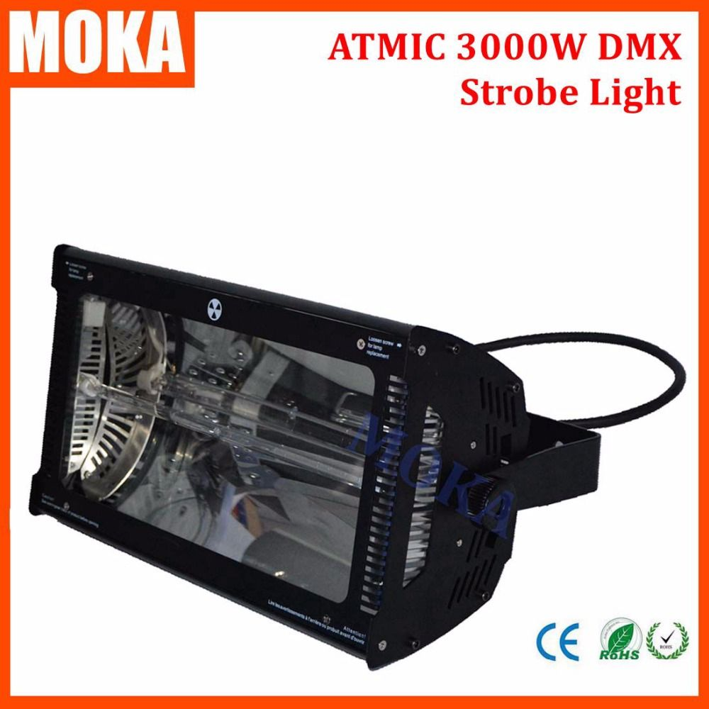 High brightness atomic 3000w martin strobe light dmx 3000w strobe high brightness atomic 3000w martin strobe light dmx 3000w strobe flash light professional dj strobe disco aloadofball Images