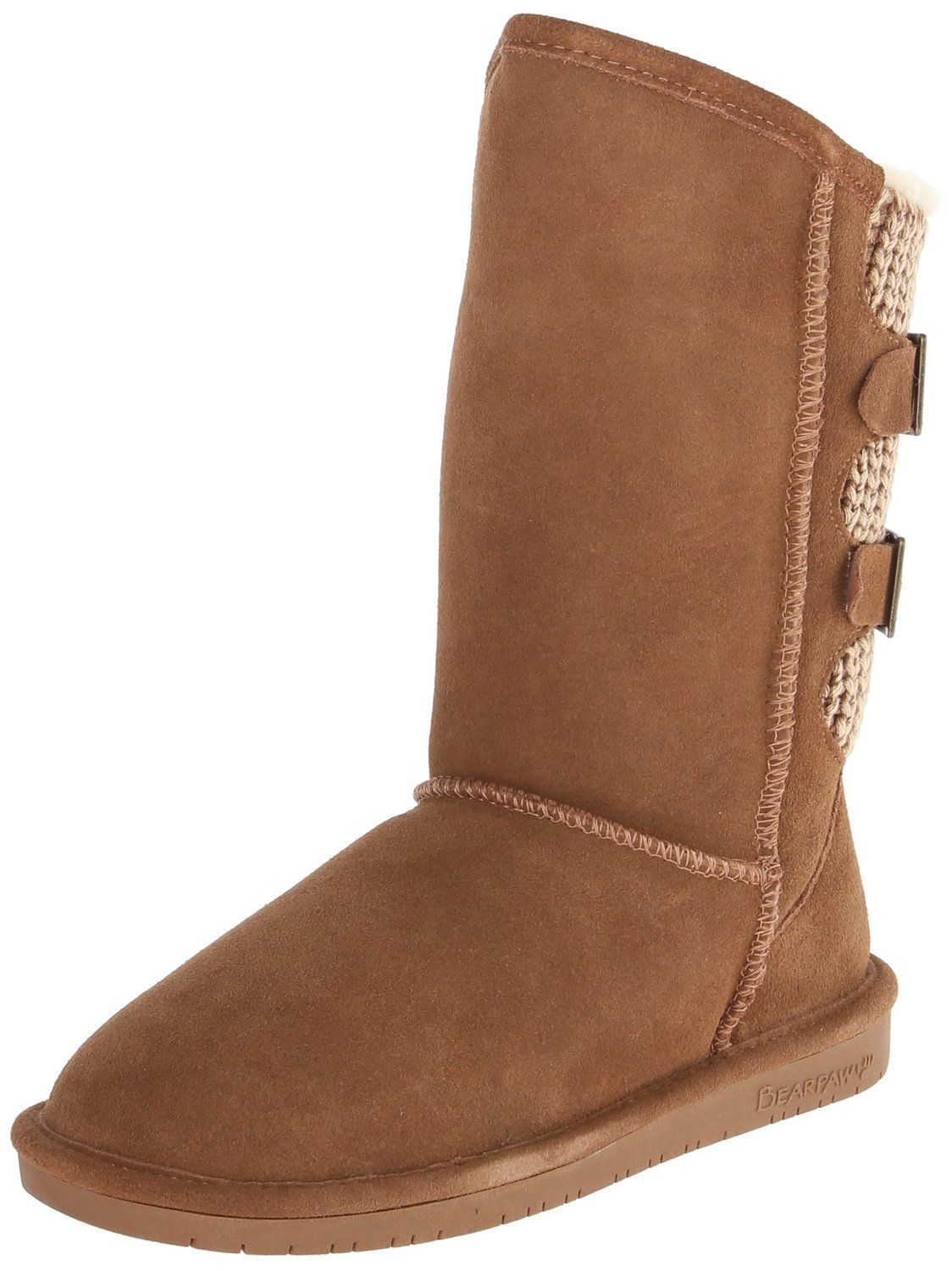 BEARPAW Damens's Boshie Winter Boot  Click Click  image to review more ... 6b3527