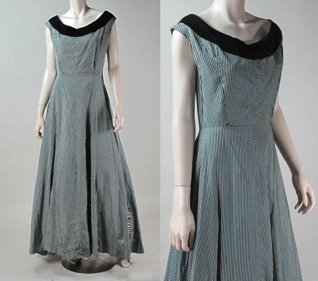 Us taffeta and velvet bias cut evening gown iheartdiggin