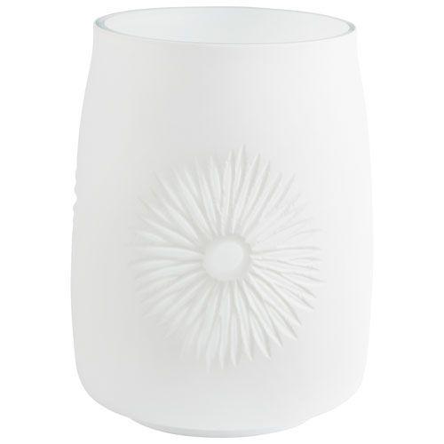 Vika White Large Vase Products