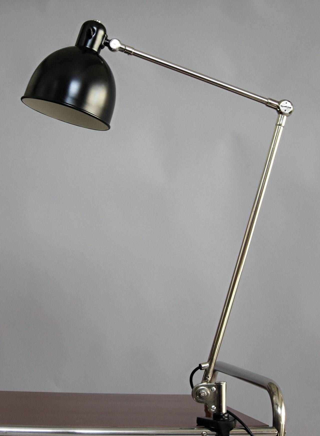 Workshop Clamp Lamp By Belmag 1940s Image 2 Lamp Vintage Table Lamp Clamp Lamp