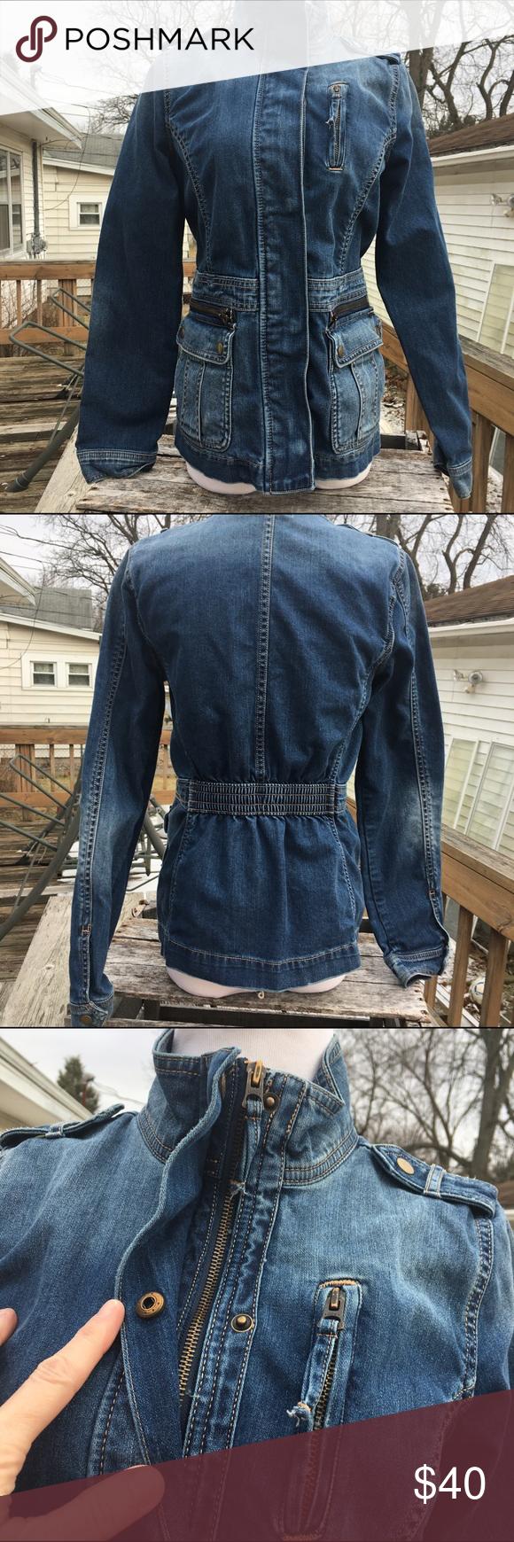 🆕List! Lucky Brand Jean Jacket! VGUC! More info coming soon! Lucky Brand Jackets & Coats Jean Jackets