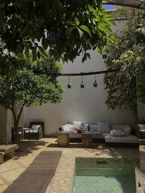 riad, luxury riad, riad Marrakech, hotel Marrakech, Ryad Dyor, Yvonne Verhulst…