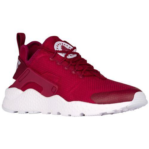 Nike Air Huarache Run Ultra - Women's - Red / White | Nike shoes ...
