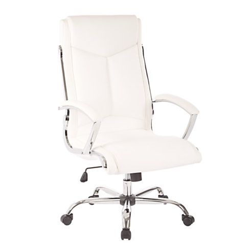Bonded Leather High Back Chair