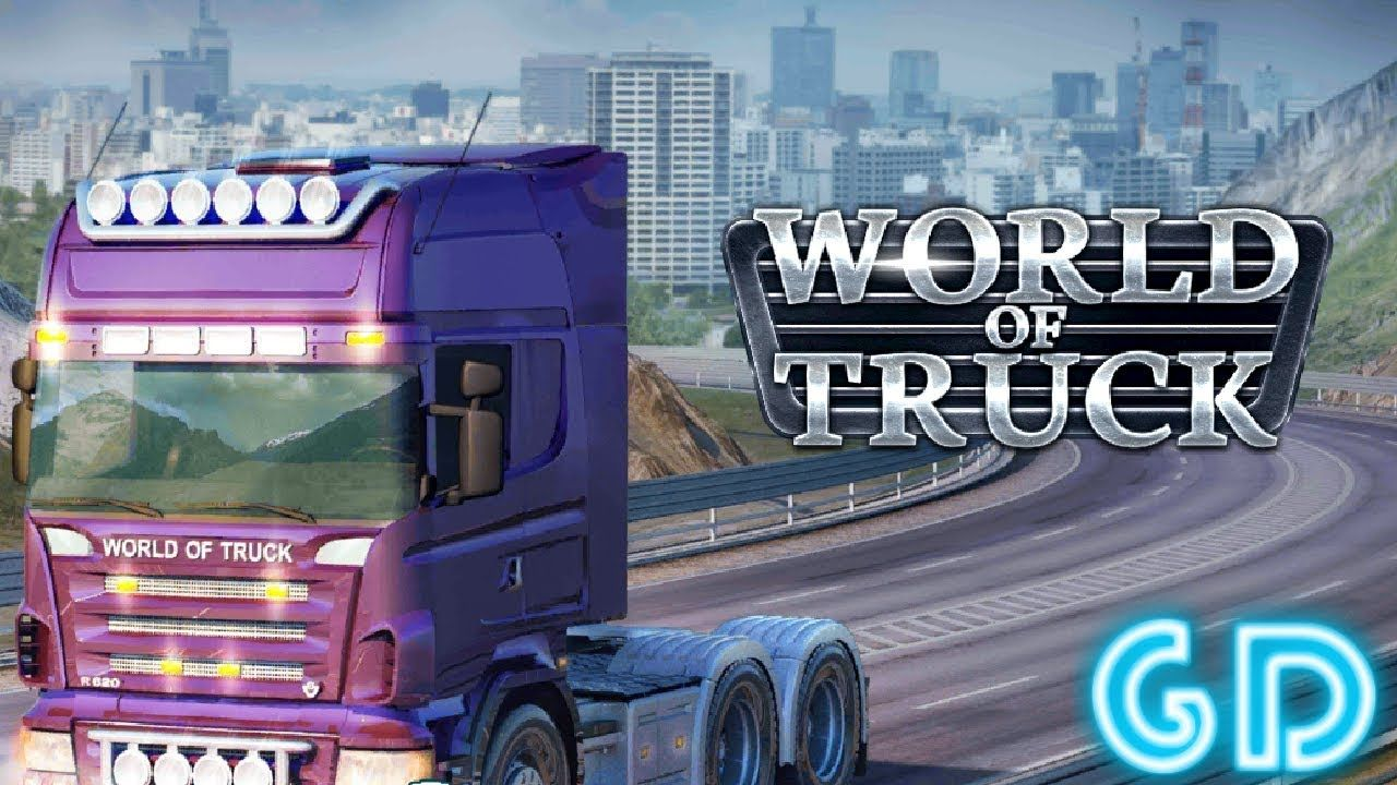 World of Truck Build Your Own Cargo Empire Gameplay