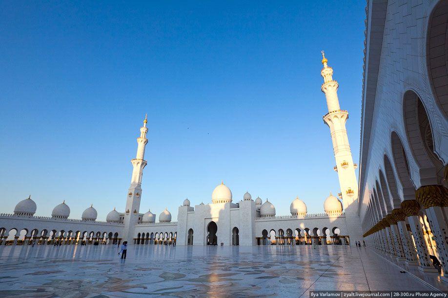 Posts à Beira Mar: A fantástica Mesquita de Sheik Zaid