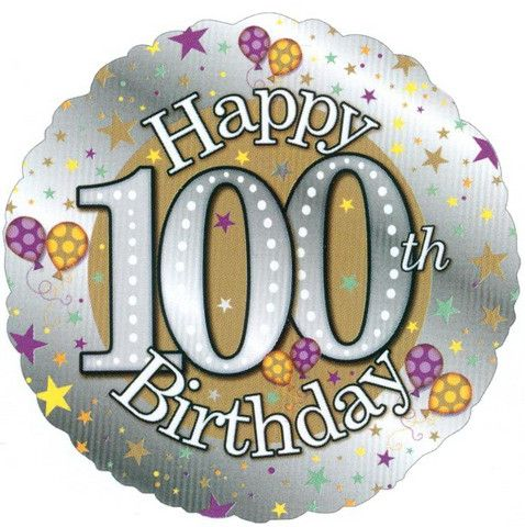 Image Result For Happy 100th Birthday Roses