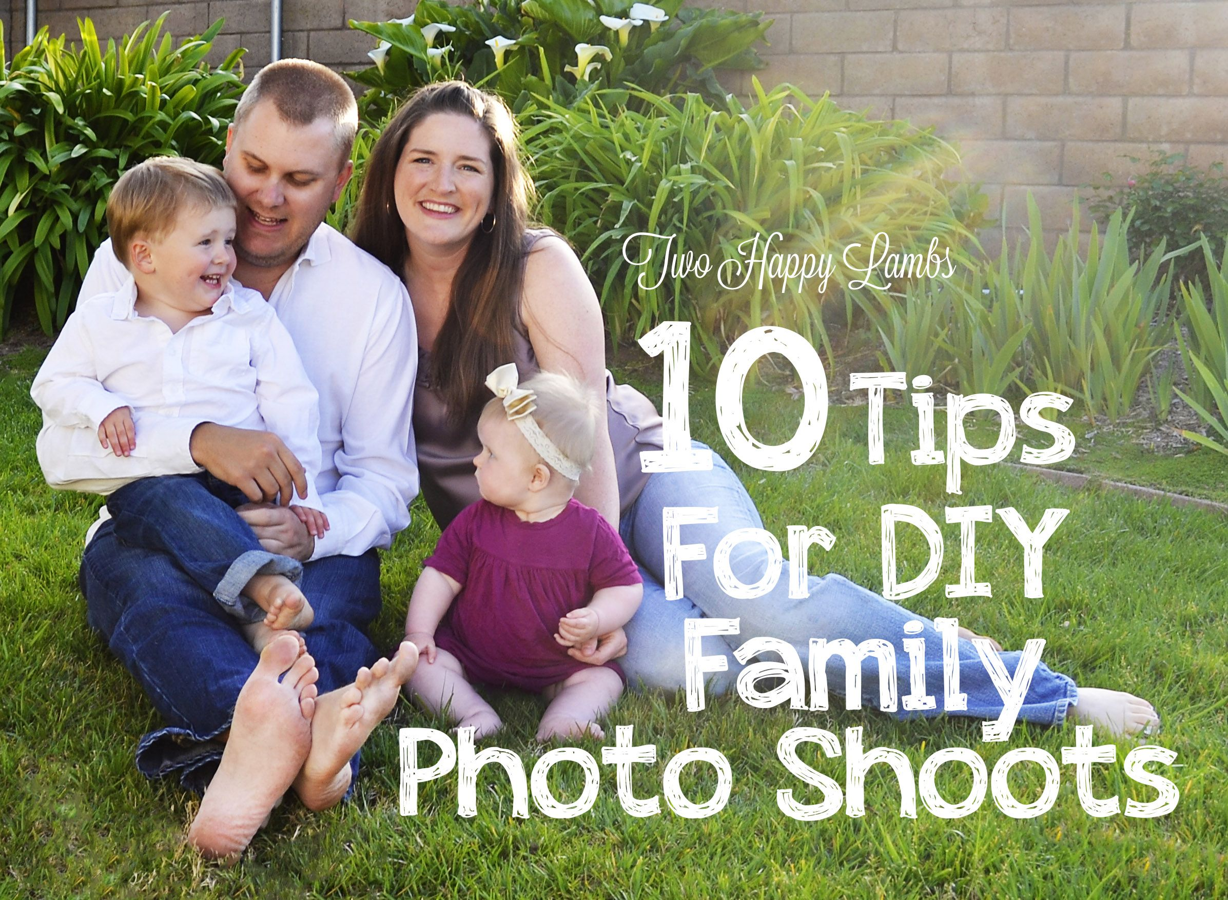 Family Photo Shoot Family Pose Idea 10 Tips For Diy Photo Shoots Allie Pinterest