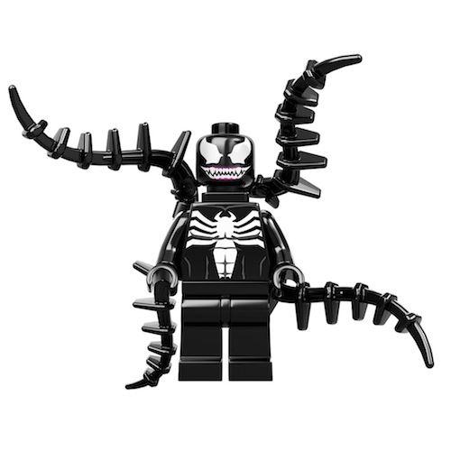 Lego Spiderman character   PHOTOS: LEGO Announce 2013 Marvel DC ...