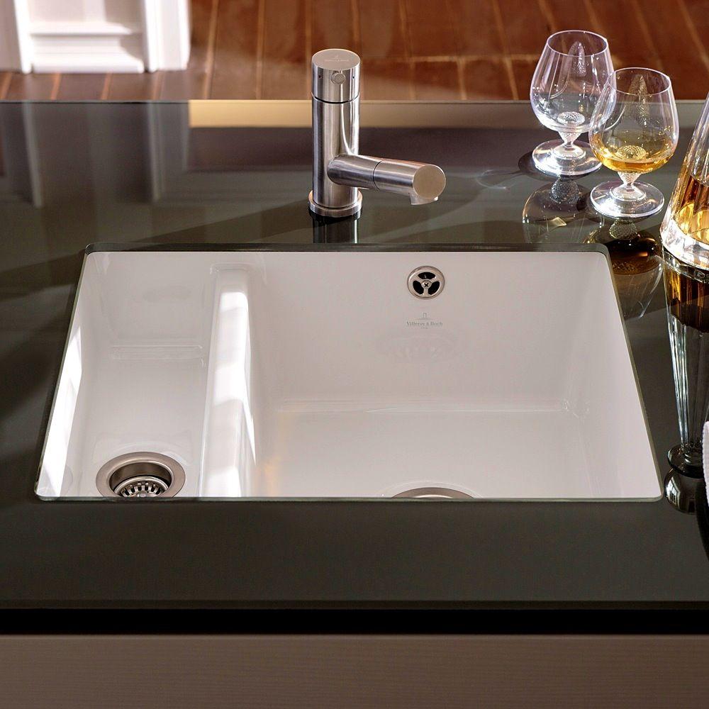 Porzellan Undermount Kitchen Sink   Undermount kitchen sinks ...