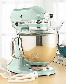 Bon Pistachio Kitchenaid Mixer   Wedding Gift. Love It! $349.99
