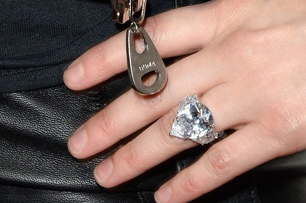 Can You Guess The Celebrity Engagement Ring