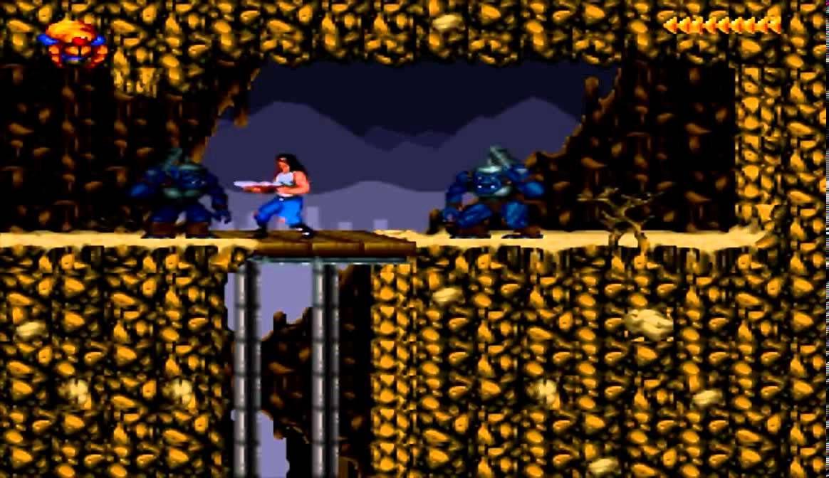 Blackthorne Super Nintendo Longplay