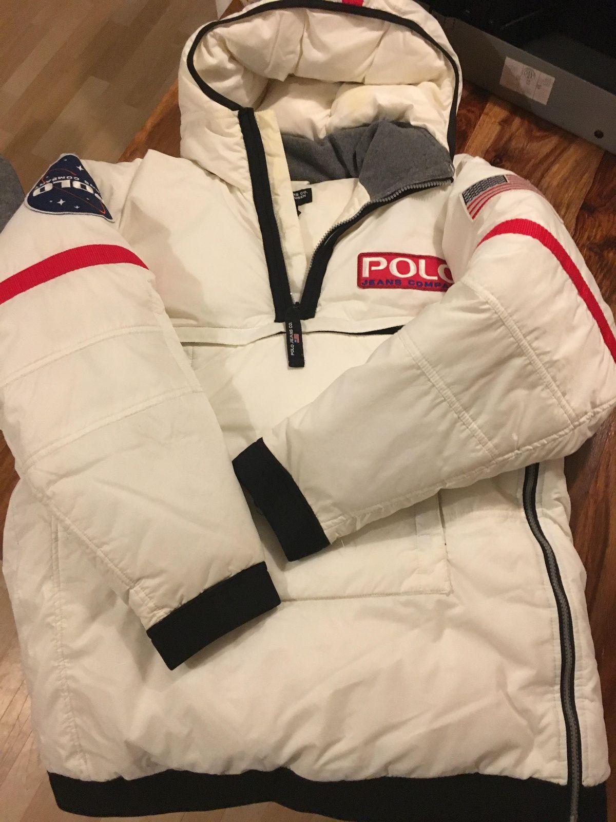 Buy Polo Ralph Lauren Polo NASA PWing Jacket RARE, Size
