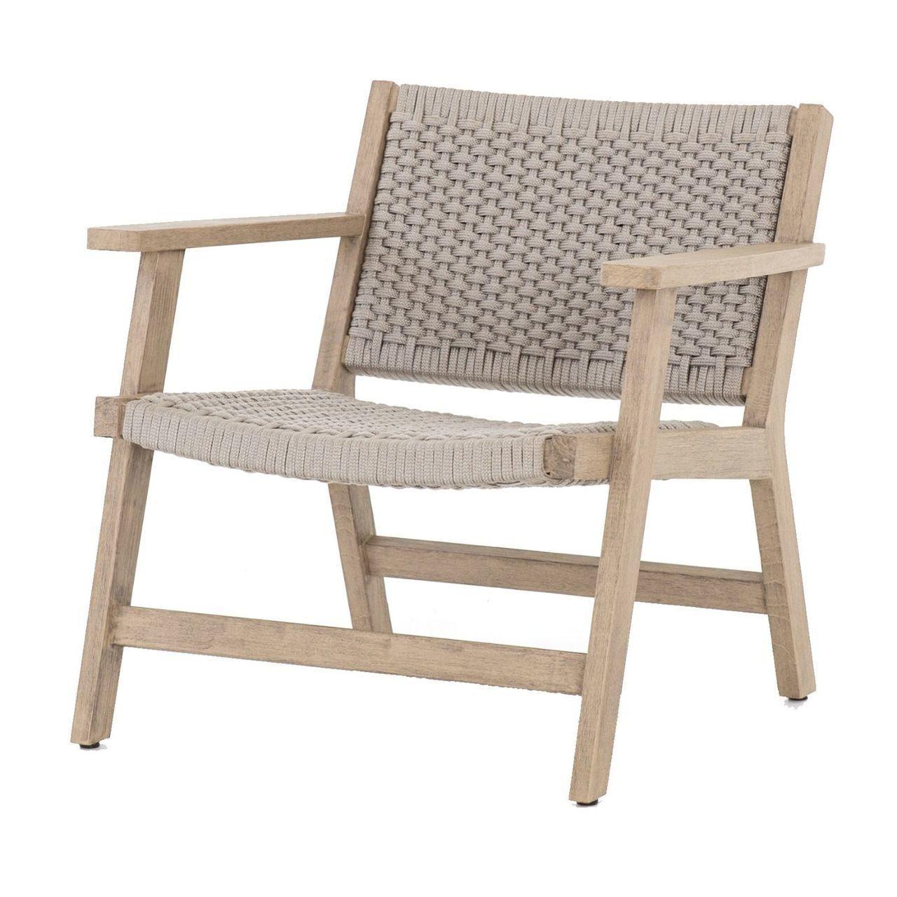 Natural Bamboo Outdoor Garden Decor Patio Deck Pool Chair Seat Sun Lounger Eco-f