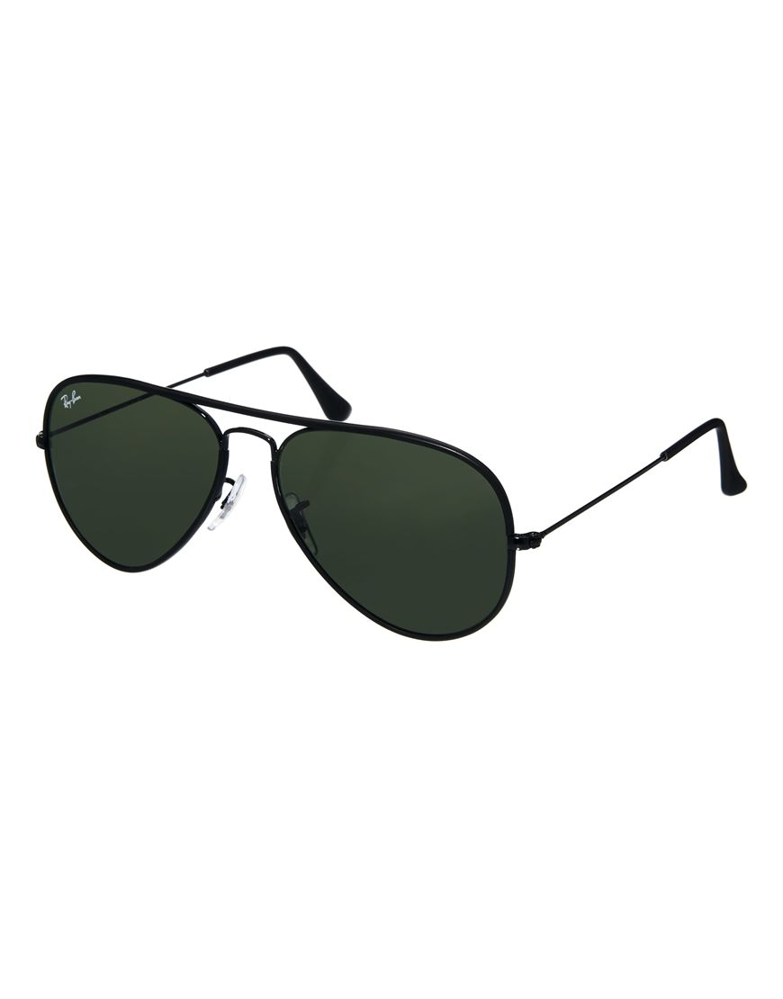 Ray Ban Aviator 175 50 Pretty In Black Gifts For The Chicest Girl In Your Life Gafas De Sol Aviador Gafas De Sol Gafas De Moda
