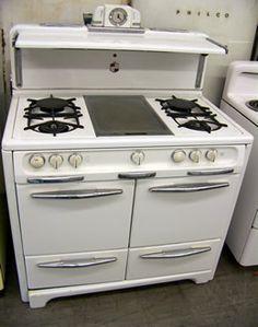 1950 kitchen - Google Search   Antique Kitchen Stoves ...