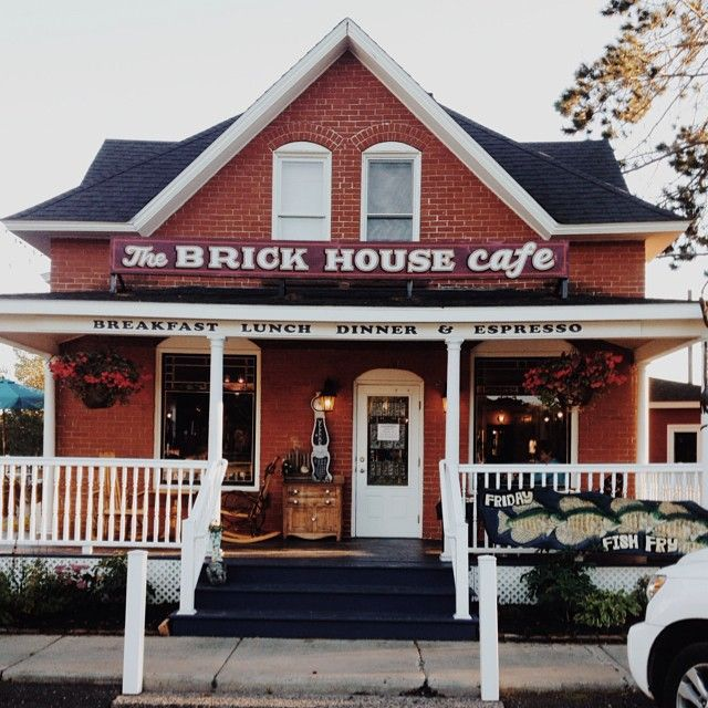 Brickhouse Café. Cable, Wi. As Seen On Guyu0027s Diners, Dives, And