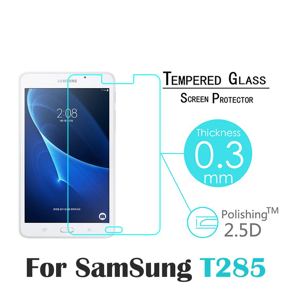 9H Tempered Glass Screen Protector Flim For Samsung Galaxy Tab A 7.0 T280 T285