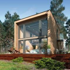 Moderne häuser mit viel glas  Häuser, Hausbau, Architektur und Bilder | Loft-haus, Architektur ...