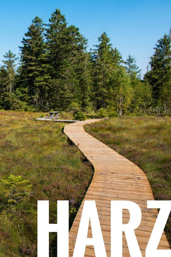 Tipps für ein Wochenende im Harz. Mit Wanderung auf den Brocken.