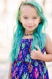This is a cute undercut for little girls.